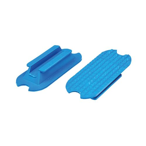 Cottage Craft Fillis Stirrup Treads in Blue